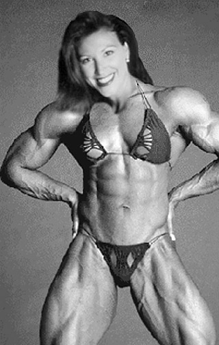 World Class Bodybuilder Cometdoll